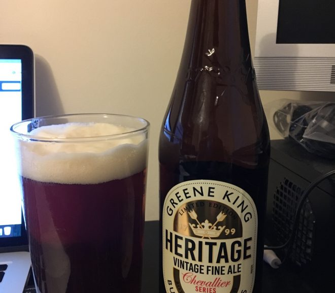 Greene King Vintage Ale
